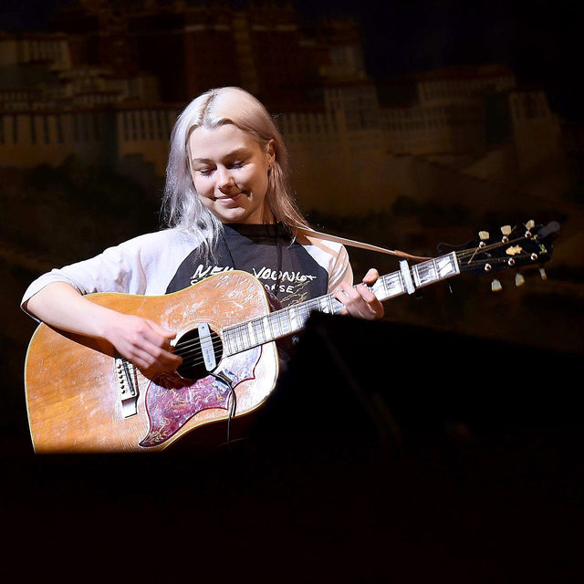 Phoebe Bridgers (@_fake_nudes_)  has been announced as one of the first musical guests of the next season of Saturday Night Live. She'll perform on February 6, with host Dan Levy (Schitts Creek). Find out more at the link in our bio.  📷  By Ilya S. Savenok / Getty Images  #PhoebeBridgers #SNL #SaturdayNightLive #Pitchfork