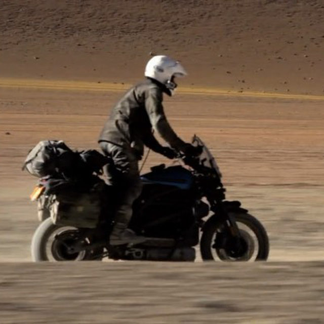 "Relive the #LongWayUp adventure and learn about ""The Road Before the Ride"" in this new 5-part series. Hit the link in our profile to watch now on our YouTube channel. Watch #LongWayUp now on @AppleTV+. #HarleyDavidson"