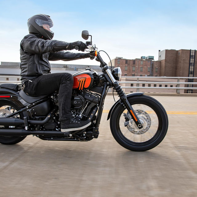 It's time to raise the bar. Take things up a gear and experience the all-new 2021 #StreetBob 114. #HarleyDavidson