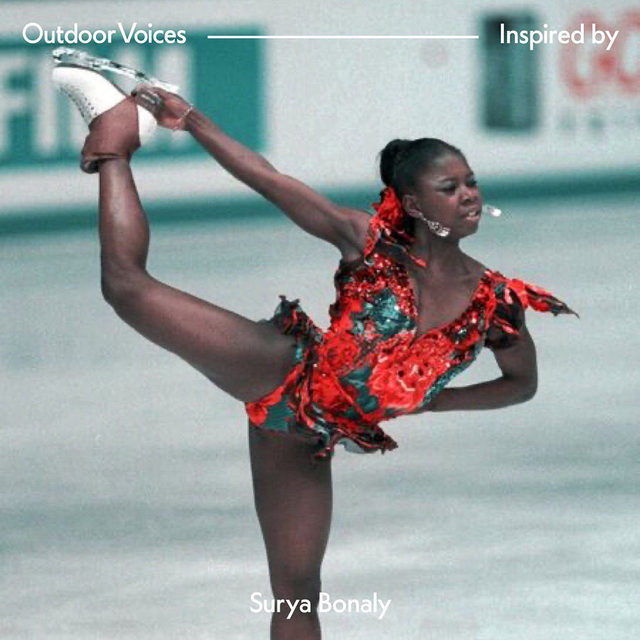 "Exercisers Who Inspire Us: Surya Bonaly.  When Surya was just two years old, she started playing around the ice rink while her mom taught P.E. classes. Just a few years later she'd watch the 1984 Winter Olympic Games in awe, and attempt a double Axel jump that left her with a broken ankle and even more determination to land it.  Surya eventually became a three-time World Silver Medalist and the only Olympic figure skater to land a backflip on one blade. We're not saying to try this at home — but we are inspired every day by Surya's ""Totally Possible"" mindset and the passion for representation she brought to her sport.  📷: @itslemonwater"