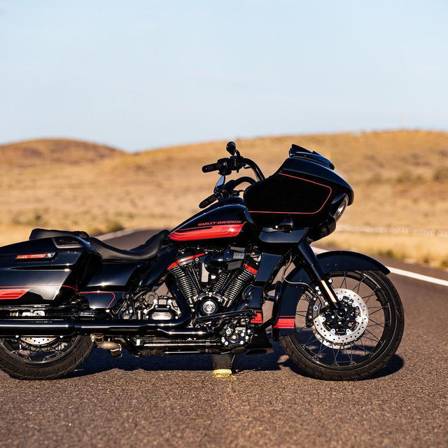 Go the distance and discover the wide-open world in the most epic way possible. Check out the 2021 #HarleyDavidson CVO lineup. Hit the link in our bio.    #CVORoadGlide #CVOStreetGlide #CVOLimited