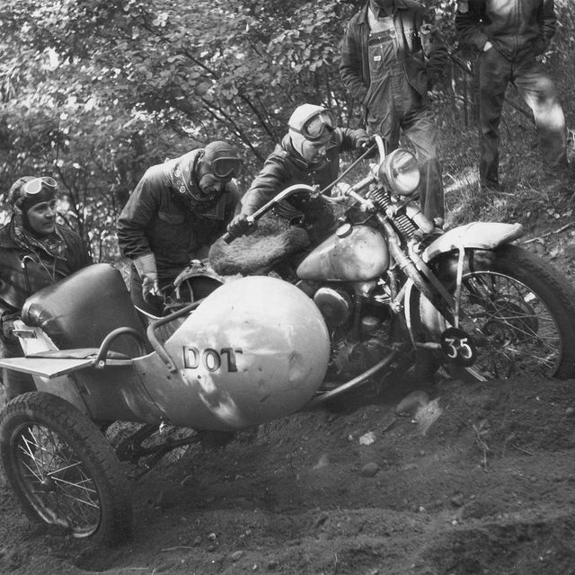 The sport of motorcycle endurance racing requires racers to have a spirit for overcoming some of the most-grueling terrains, pushing themselves and their machines to the limits of resolve to prove they can complete their journey. Hit the link in our bio to learn about three #HarleyDavidson legends and their true endurance in latest issue of The Enthusiast.