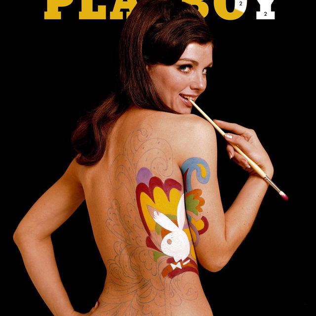 Paint by number 🎨 Within the pages of our March 1968 edition, readers discovered a wildly imaginative body paint–themed pictorial, a 𝘗𝘭𝘢𝘺𝘣𝘰𝘺 𝘐𝘯𝘵𝘦𝘳𝘷𝘪𝘦𝘸 with literary 𝘣𝘰𝘯 𝘷𝘪𝘷𝘢𝘯𝘵 Truman Capote and much more! Shop the March 1968 Cover of the Month Collection and learn the story behind the cover at the link in bio!