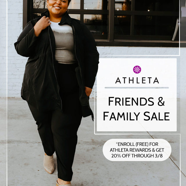 It's the last day for the @Athleta Friends + Family Sale. Enroll free for Athleta Rewards + get 20% off. Check out our editors' top picks by clicking the link in our blog. . . . . . #Athleta #fashion #fashionblogger #instafashion #sale #outfitdetails #ootd #clothing #discount #everydaystyle #dailyoutfit #fashioninspo #fashionlove #ootdinspiration #ootdinspo #ootddetails #ootdwomen #cantwaittowear #whatiamwearing #stylegoals #fashionlooks #fashionedit #styleblogging #fashiondetails #fashionaddict #stylehunters #themomedit #TMEfashion