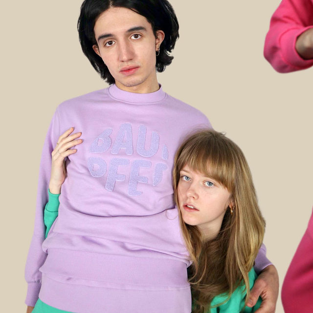 #BasicallyBaum is back 💚💜💗 with new colours, new styles, and new energy   A limited edition capsule of responsible loungewear, made from 100% organic cotton   Shot by @sissi_pohle & @bangtobang 📸    #BaumFamily #BaumundPferdgarten