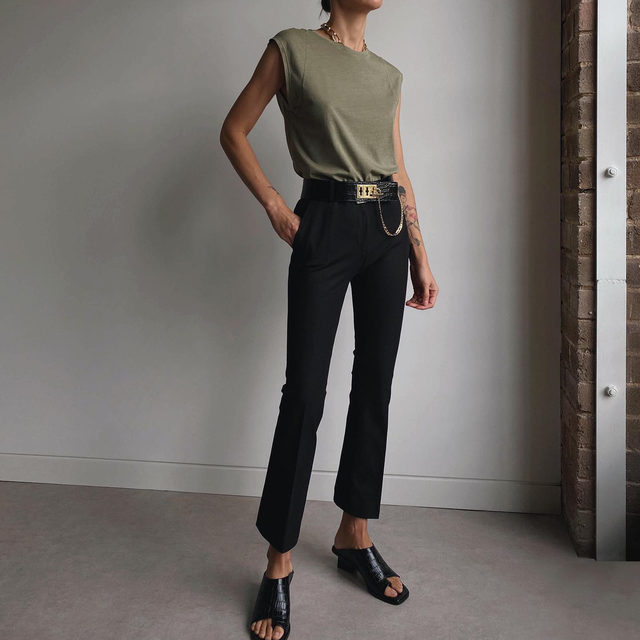Dress like a pro - new Le Trouser is going business casual.