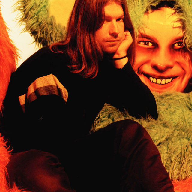 Happy Avril 14th. To celebrate, revisit our conversation with Aphex Twin. We talked to the famously aloof ambient musician about his listening habits, '90s rave culture, and his kids. Read more at the link in our bio.  📷 by Andy Willsher/Redferns/Getty Images  #AphexTwin #Interview #MusicInterview #Pitchfork