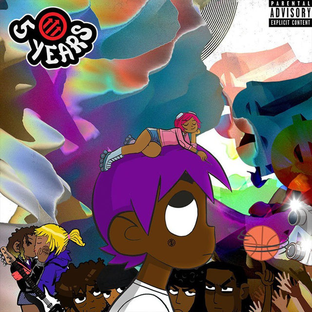 """@LilUziVert's breakout fourth mixtape Lil Uzi Vert vs. the World turns 5 today. """"Money Longer"""" exhibited the confidence that's made him unstoppable, and """"Canadian Goose"""" made it clear that he's a master of ad-libs. Read more about the best tracks from the album at the link in our bio.  #Rap #RapMusic #LilUziVert #Pitchfork"""