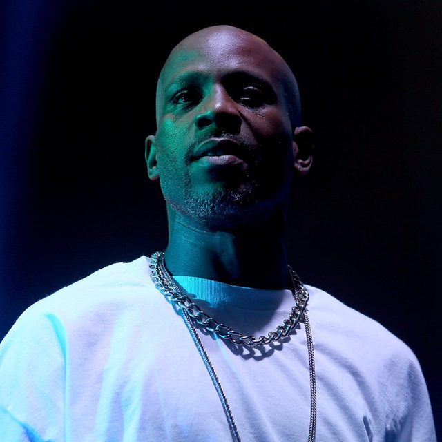 """A new song featuring the late rap legend DMX has been released. Listen to """"Been to War,"""" also featuring Swizz Beatz, and French Montana, at the link in our bio.  📷 by Mark Davis/Getty Images of DMX onstage at Coachella in 2015  #DMX #NewMusic"""