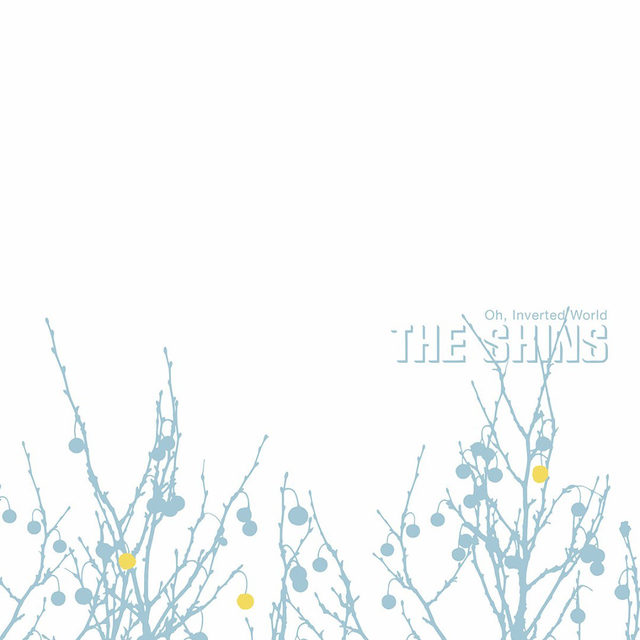 """ICYMI: @theshins are releasing a 20th anniversary, remastered edition of Oh, Inverted World – with a cover that's, well, """"inverted."""" Get more details and preorder the album at the link in our bio.  #TheShins #IndieRock"""