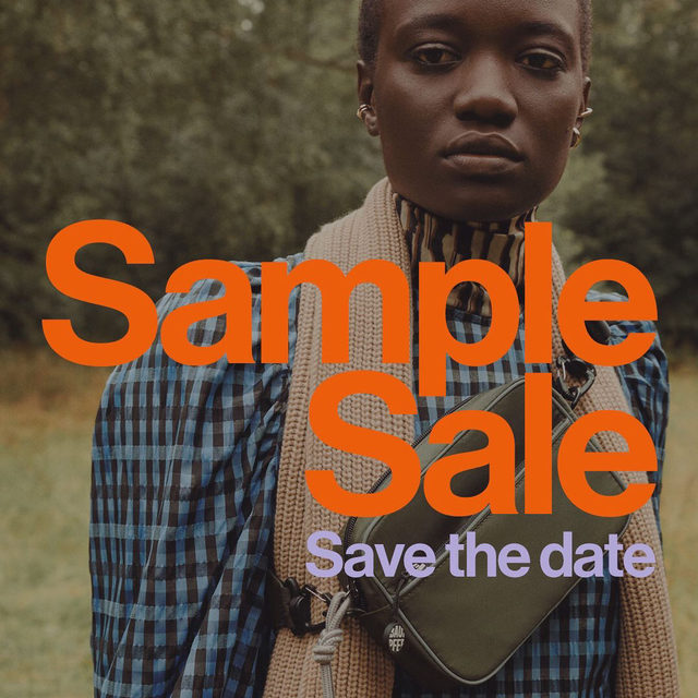SAVE THE DATE 📆 Copenhagen Sample Sale this weekend  Save up to 80%  Saturday April 24th, 08:00 - 20:00 Sunday April 25th, 08:00 - 17:00  Lokomotivværkstedet, Otto Busses Vej 5A   Head to our stories or link in bio for more information  #BaumFamily #BaumundPferdgarten