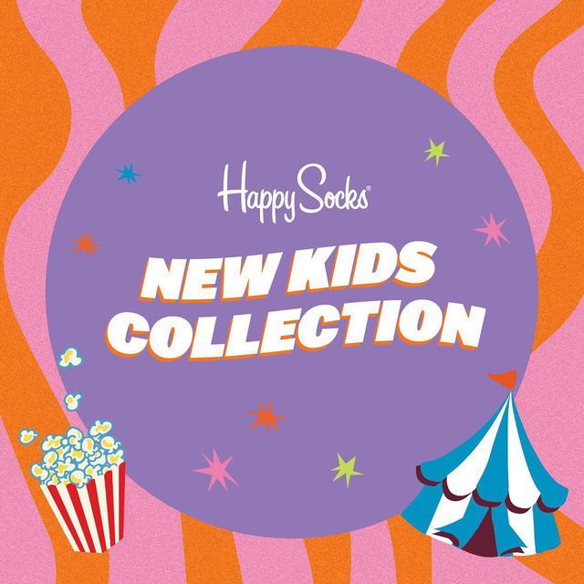 ✨ Abracadabra! Blow young minds away with the variety of hocus-pocus prints.   Best trick: the kids may disappear into the magic world  just long enough for you to scroll through your Insta feed in peace. 🎩🐇  #HappinessEverywhere #HappySocks #CaughtInTheAct