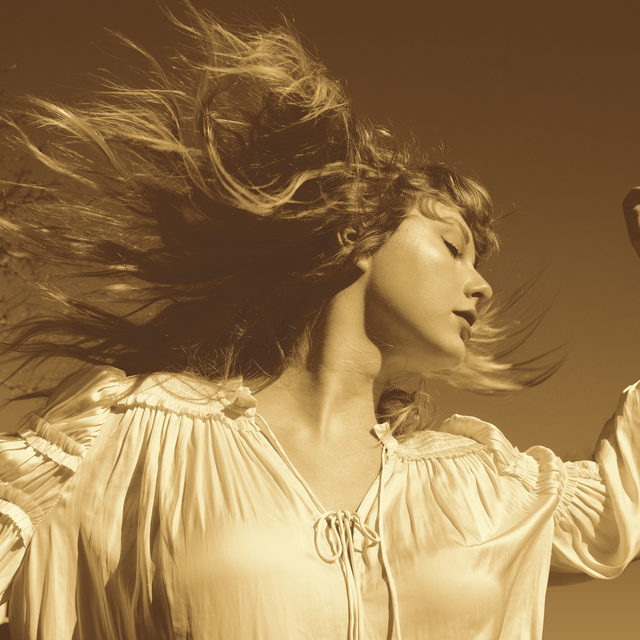 Taylor Swift's project to re-record her albums to reclaim legal ownership of the music begins with 2008's Fearless, an almost identical, polished, and somewhat melancholy version of it. Starting with her second album is a deft choice; her writing is stronger than on her 2006 self-titled debut, and Fearless contains some of her more iconic and commercially successful tracks. Instead of cosplaying a caricature of her 18-year-old self, we get present-day Taylor in conversation with the Taylor of the past with a wrenching intimacy. Read our review of the album at the link in our bio.  #TaylorSwift #Fearless #FearlessTaylorsVersion #NewMusic #Pop #Pitchfork