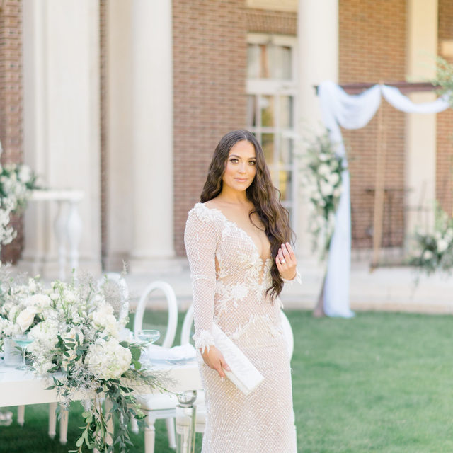 Reminiscing on this shoot ✨ Seriously, the photos from @jenniferlamphoto & @69.views are amazing! This shot is from @jenniferlamphoto! ❤️ From this #GaliaLahav dress from #BridalReflections Fifth Ave, to her glam by @senadakxo & @glamourbydrita, to the wonderful decor from so many talented vendors, this shoot was such a fun day! ☀️・To make an appointment to try on the @galialahav Estelle dress that #SammiSweetheart is wearing, please call our salon at 212-764-3040 or click the link in our bio to make your appointment! You can also always DM us for more information 😘  👰 Model: @sammisweetheart 👰 Wearing @galialahav from @bridalreflectionsny 📸 @jenniferlamphoto @69.views 💇‍♀️ @senadakxo 💄 @glamourbydrita 📔 @eventfuldays 🏰 @deseversky 📽️ @aj_ingoglia_films 💐 @pedestalsfloraldecorators 🍪 Cookies: @arenocalligraphycakes 🍰 Cake: @vincenzo_salvatore_cakes 👝 Custom Bridal Bags: @islandtoeastside 🍦 Dessert truck: @dolceandgelatocatering 1️⃣ Table #'s: @theblushingboxwood 📃 Menus: @amaryllispaperie @voncreativeco 💇‍♀️