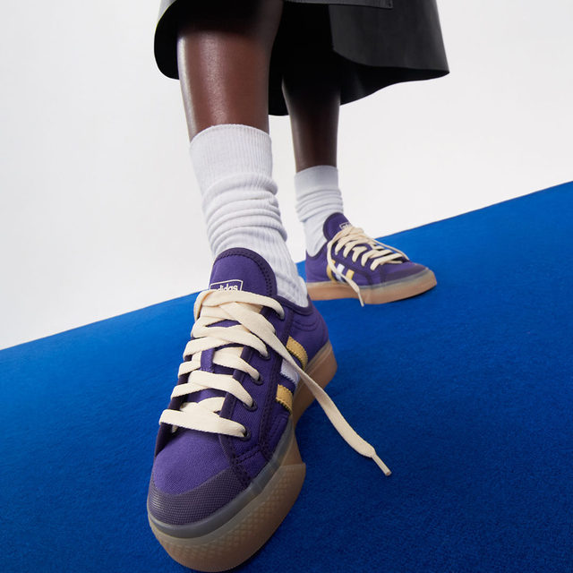 MAKE A MOVE: Hit the ground running with the box-fresh sneakers that will boost your smart-casual wardrobe  Tap the link in bio to shop at #NETAPORTER