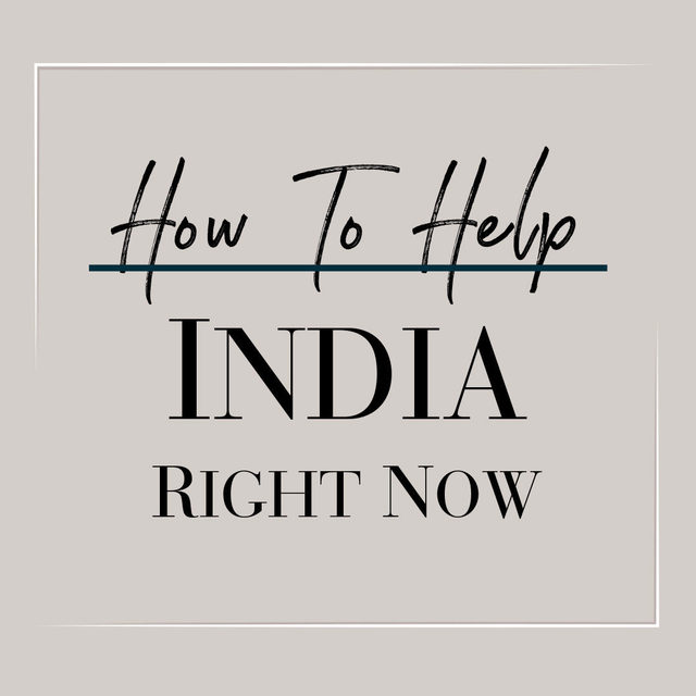 We found this roundup by @fastcompany very helpful. It lists 7 clear + actionable ways (big and small) that you can support organizations helping with the COVID-19 crisis in India.  If you're in a position to help, please do. . Click the link in our bio for details.