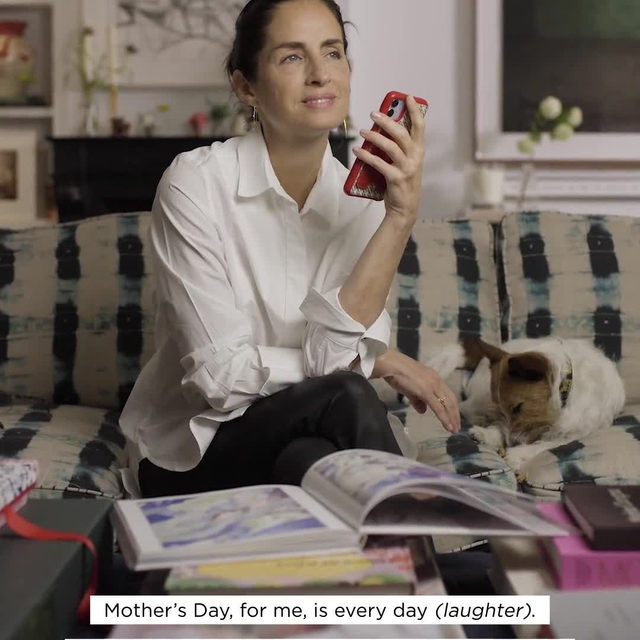 It's a mother-daughter phone call filled with compassion, closeness, and a little laughter. Happy Mother's Day! May we all find joy even if we're miles away. And don't forget: #CallYourMom. Time is the most precious gift. Listen to the extended conversation on Spotify.