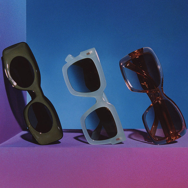 IN THE FRAME: Look chic in the heat with stylish sunglasses that will instantly elevate your look  Tap the link in bio to shop at #NETAPORTER