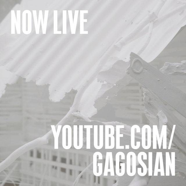 """#GagosianPremieres: Now live! Watch Rachel Whiteread's episode of Gagosian Premieres at youtube.com/gagosian. We celebrate the artist's exhibition """"Internal Objects"""" at Gagosian, Grosvenor Hill, London, with a conversation between Whiteread and art critic and curator Iwona Blazwick, and performances by composer and pianist Max Richter and poet Mark Waldron. Follow the link in our bio to watch now. __________ #Gagosian #RachelWhiteread  @rachelwhitereadofficial @maxrichtermusic Artwork©Rachel Whiteread; Video: Little Dot Studios (@littledotstudios); Music: """"Prelude 6,"""" written and performed by Max Richter. Published by Decca Music Group Ltd. administered by Universal Music Publishing Ltd. Courtesy of Decca Music Group Ltd(@deccarecords). Under license from Universal Music Operations Ltd. (@universalmusicgroup)"""